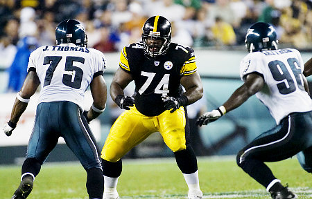 Willie Colon - Pittsburgh Steelers Guard