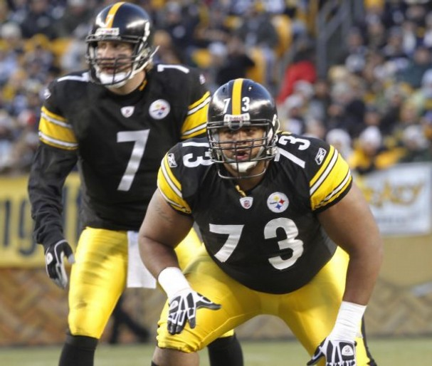 Ramon Foster - Steelers