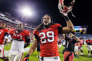 UGA Jarvis Jones