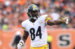 Antonio Brown vs Cincinnati Bengals