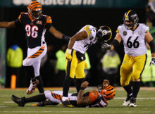 JuJu Shuster-Smith Taunting Bengals Burfict
