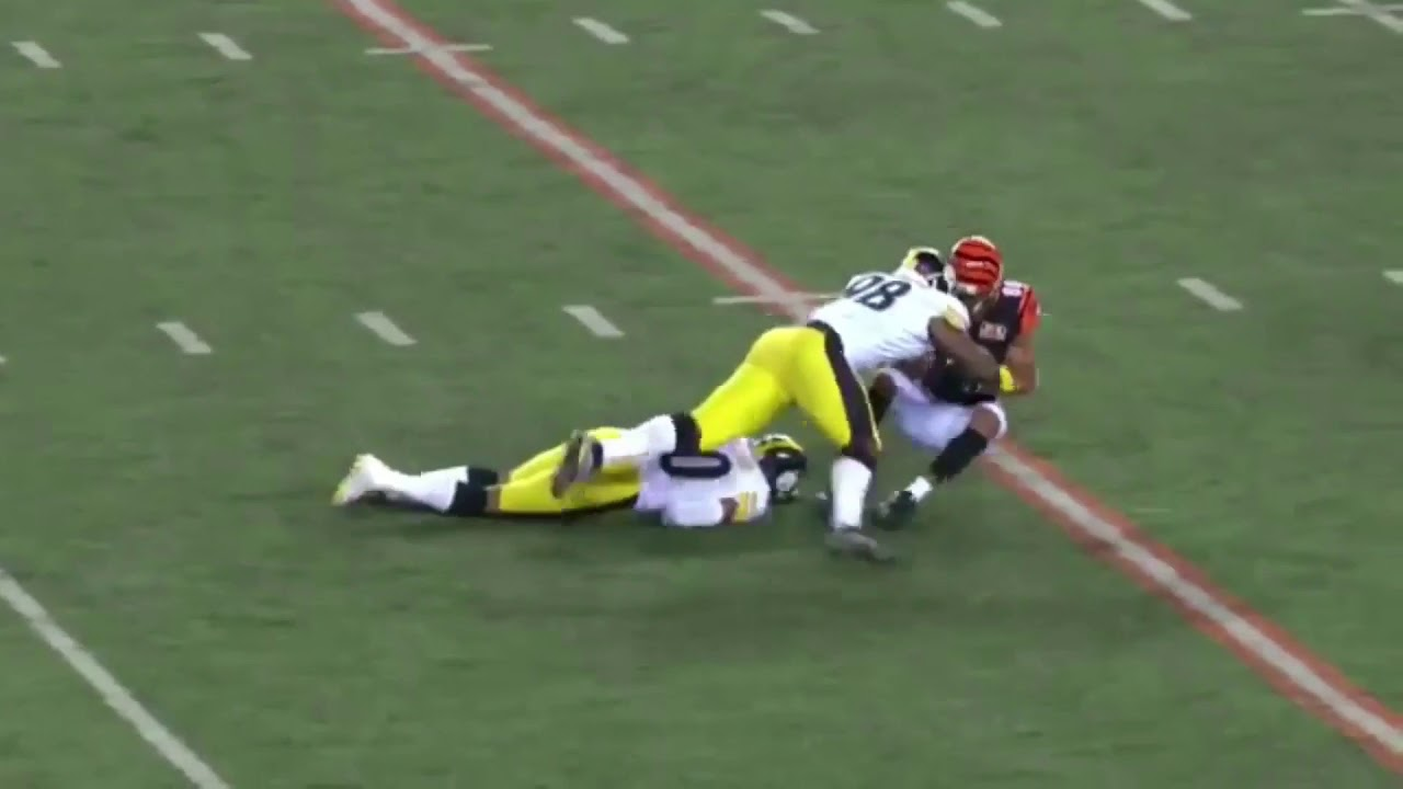 Ryan Shazier Video >> Shazier Injury Potentially Career Ending - Pittsburgh Steelers Blog & Forum - PlanetSteelers.com
