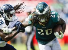 Is Jay Ajayi a good fit for the Steelers?