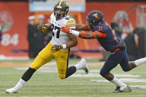 Steelers Draft Prospect - Noah Fant Iowa TE