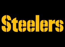 Pittsburgh Steelers Name Logo