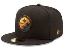 Steelers New Era Hat