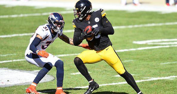 Eric Ebron - Pittsburgh Steelers