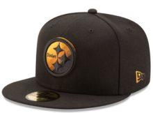 Steelers New Era Hat