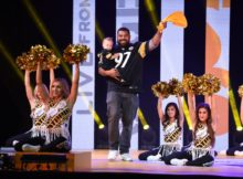 Cam Heyward Steelers Fashion Show
